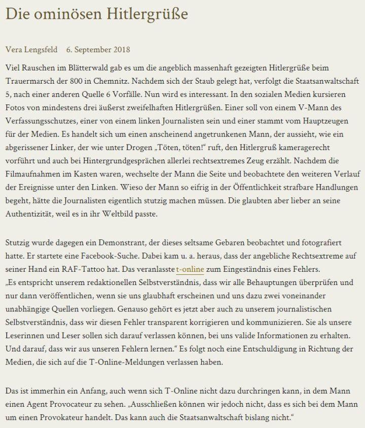 Vera Lengsfeld - Bildquelle: Screenshot-Ausschnitt www.vera-lengsfeld.de