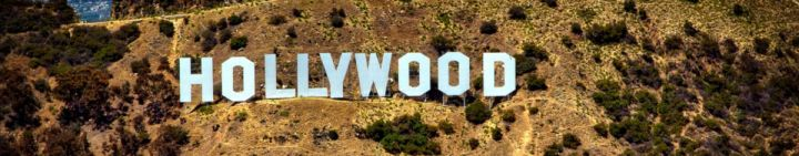 Hollywood - Bildquelle: Pixabay / 12019; Pixabay License