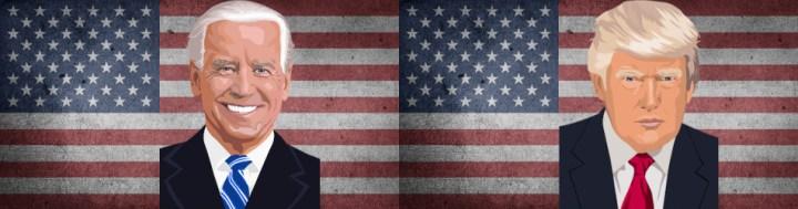 US-Wahlen 2020 - Bildquelle: Pixabay / heblo, Chickenonline, www.konjunktion.info; Pixabay License