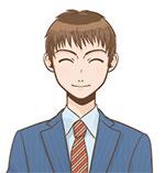 男性(細目)