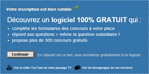 Konkours.com - Jeux Concours
