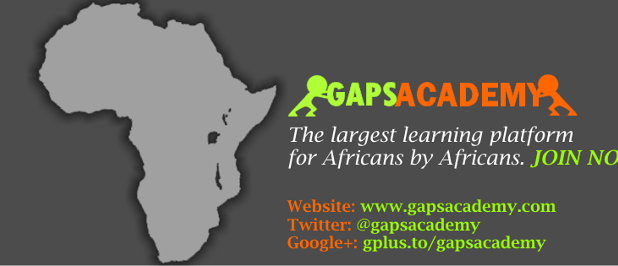 GAPS ACADEMY - AFRICA LEARNING ON THE GO