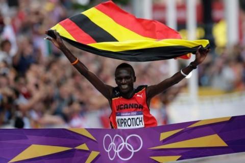 Kiprotich - Ugandan Gold Medalist