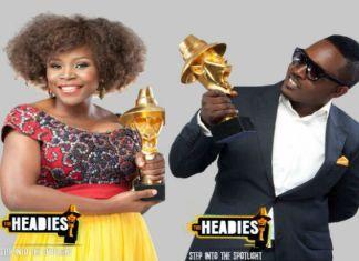The Hip Hop World Awards aka the Headies