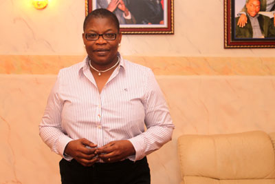 Oby-Ezekwesili - A Shining Example for African Girls