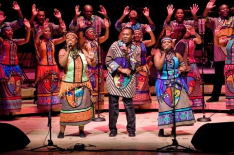 The Amazing Soweto Gospel Choir