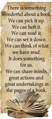 Gordon B. Hinckley - Reading