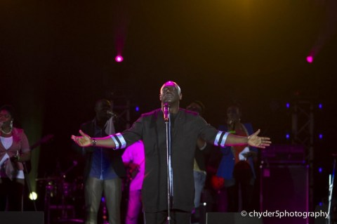 Baba Sammie Okposo - worshipping all the way