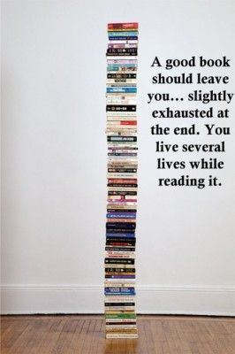 Why You Should Read Books