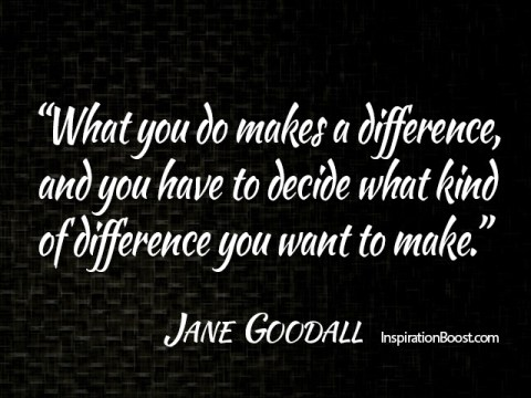 Jane Goodall Make-difference-quotes-Making-a-difference-quotes