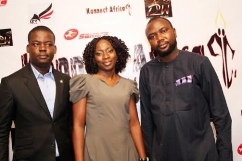 Mudiaga, Oge Okafor & Babatomiwa Adesida