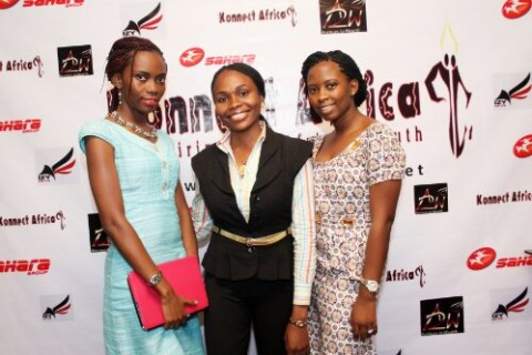 Jennifer, Lovelyn & Nneoma