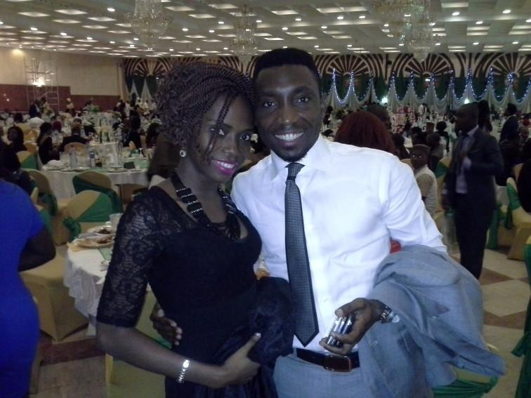 "Jennifer, Timi Dakolo at The Future Awards ""Best 100""@The State House, Abuja"