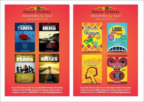 Press Release: NaijaStories in Paperback: Make Reading Fun Again!
