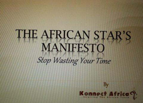 The African Star's Manifesto