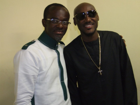 Ekene Atusuibah and music Artiste, TuFace