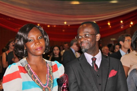 Ekene and His Wife, Ify