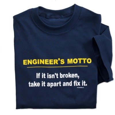 Engineer's Motto, Imagine a World Without Engineers