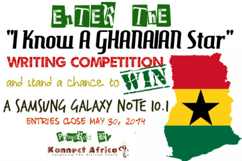 I Know a Ghanaian Star Competition #IKGS