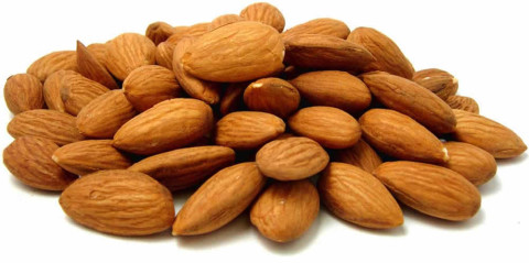 Almonds More Foods for a Younger Looking Skin.