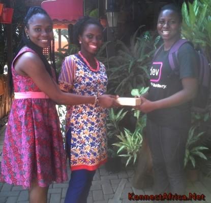 Second Prize Winner, Naa Achere