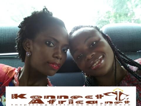 I Know a Ghanaian Star Jennifer and ghana