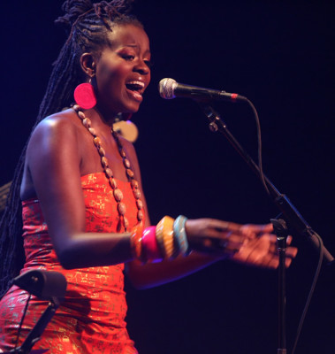 Laura Kabasomi Kakoma Somi