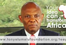 Tony Elumelu Entrepreneurship Programme TEEP