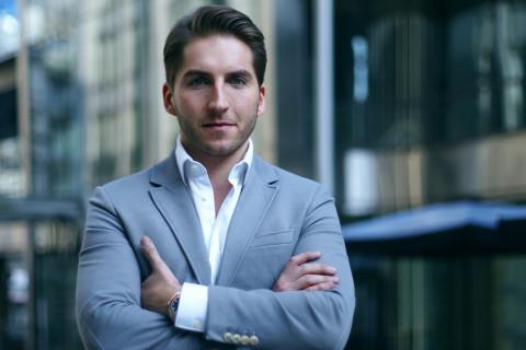 Marek Zmyslowski - Founder Jovago.com