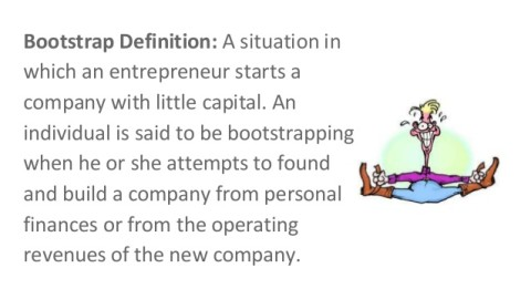 Bootstrapping Your Business