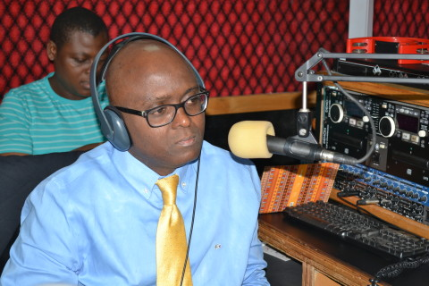 Martin Udogie - How to READ MORE, Radio Talk Show Host