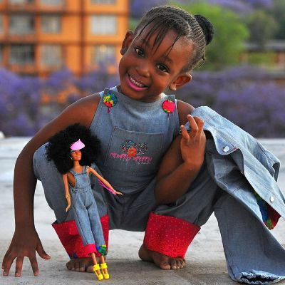 Maite Makgoba doll