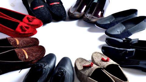 Olaniyi Omodara shoes