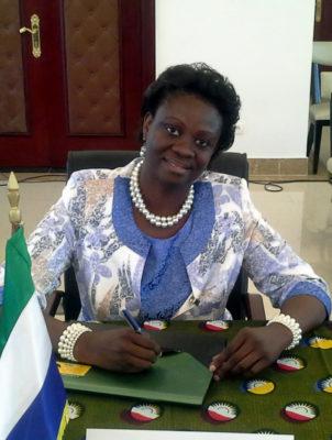 Sylvia Oreshola Blyden
