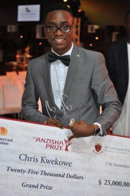 Chris Kwekowe