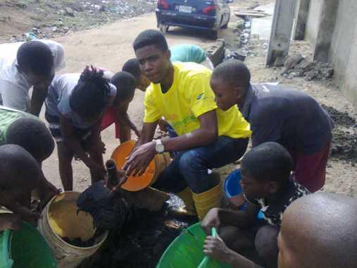 Ayomide Atitebi Environmental Leadership Advocate