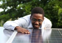 Solar Energy in Africa - George Mtemahanji is Not too Young to Lead