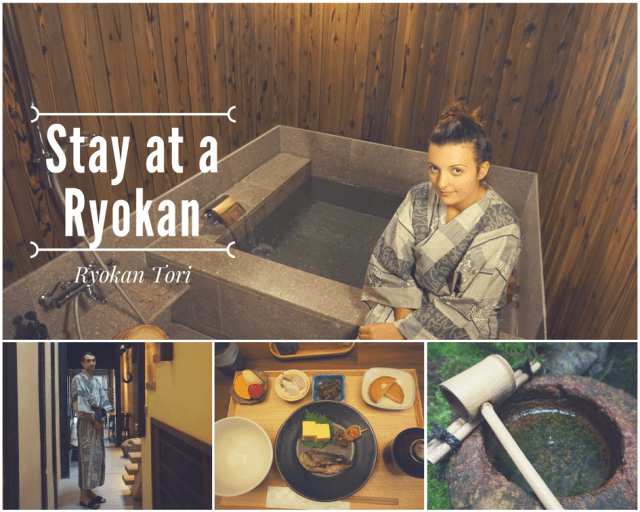 Staying at Ryokan Tori in Kyoto, Japan - 8 Ways to Discover A Different Side of Kyoto