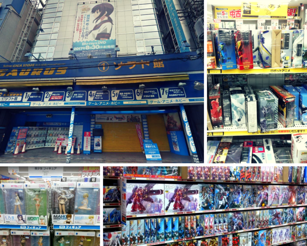 The Ultimate Guide to Anime Shopping in Den Den Town, Osaka - Sofmap