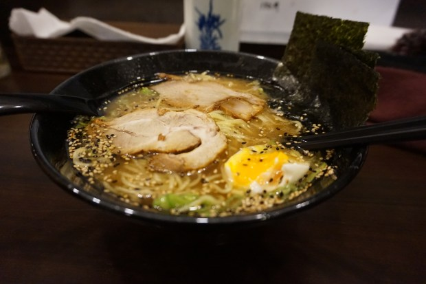 50 Best Places to Eat in Tokyo - Ramen at Hourantei