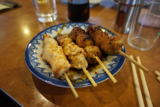 50 Best Places to Eat in Tokyo - Yakitori at Iseya