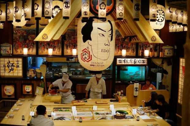50 Best Places to Eat in Tokyo - Itamae Sushi Edo