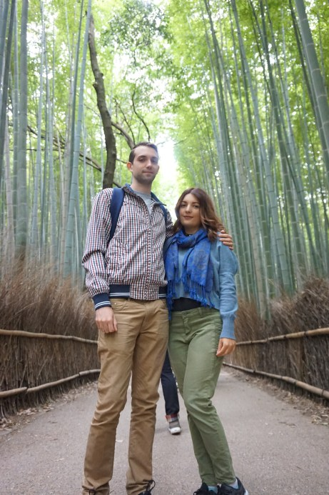 The Budget Traveller's Guide to One Week in Kyoto - Arashiyama Bamboo Forest