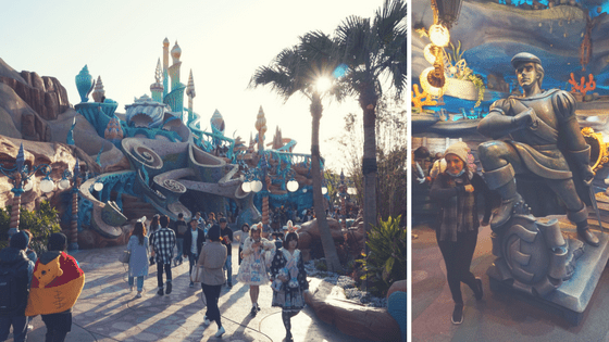 The Budget Travellers Guide to One Week in Tokyo - Tokyo Disney Sea