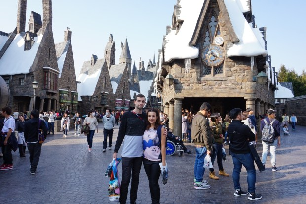 10 Tips to Maximise Your Day at Universal Studios Japan - Harry Potter World