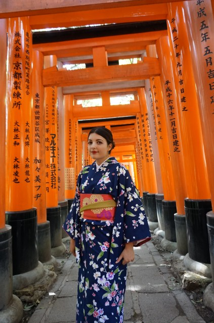 The Budget Traveller's Guide to One Week in Kyoto - Fushimi Inari Taisha