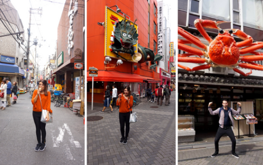 The Budget Traveller's Guide to One Week in Osaka - LAST DAY