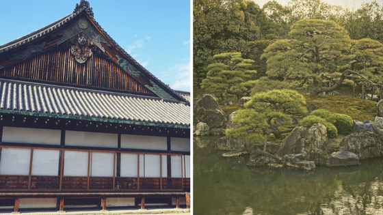 The Budget Traveller's Guide to One Week in Kyoto - Nijo Castle