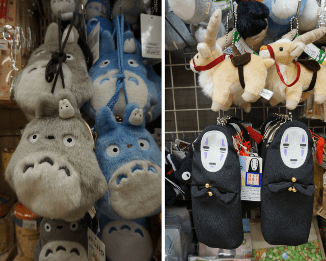 10 Must Visit Places in Akihabara, Tokyo for Anime Lovers - Studio-Ghibli-Collage