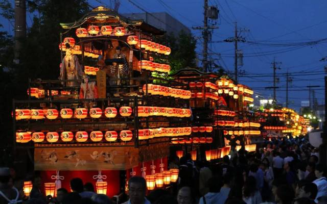 10 Most Amazing Things to Do in Autumn in Japan -Takayama Autumn Matsuri